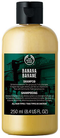 Banana Shampoo