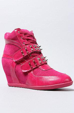 *Sole Boutique The Mod Sneaker