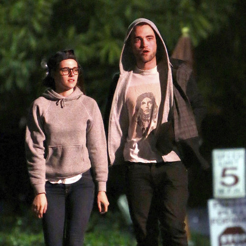 Robert Pattinson and Kristen Stewart Reunion March Pictures