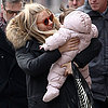 Sienna Miller, Tom Sturridge, and Marlowe in NYC | Pictures
