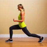 Circuit One: Walking Lunges