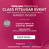 You&#039;re Invited to a Class FitSugar Yoga Event With Mandy Ingber! 