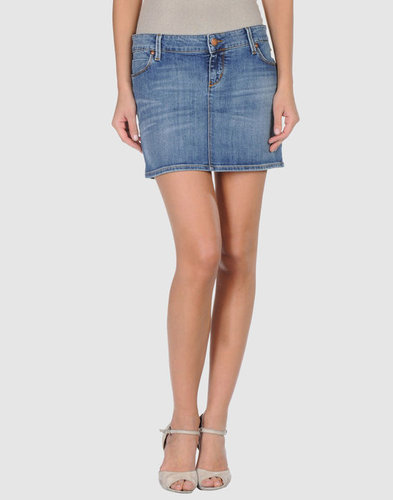 MELTIN POT Denim skirt