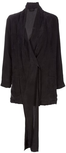 Bibi Ghost Oversized blazer