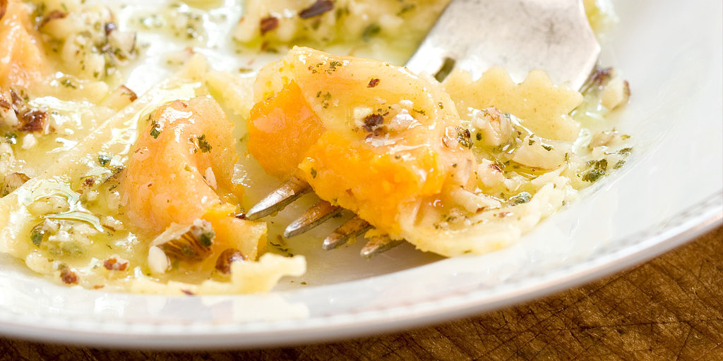 Make Squash Ravioli With Sage and Hazelnut Brown Butter Sauce