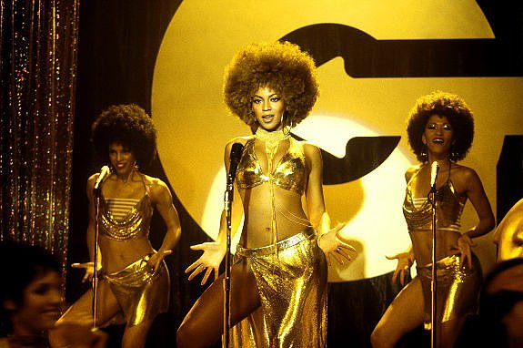 Beyoncé, Austin Powers in Goldmember