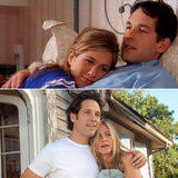 Jennifer Aniston and Paul Rudd