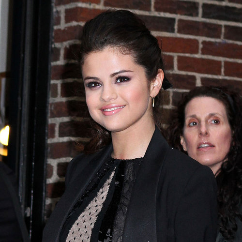 Selena Gomez Interview on The Late Show March 2013