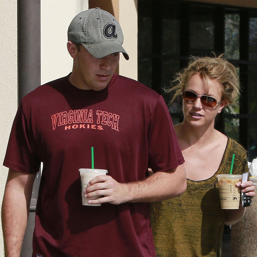 Britney Spears and New Boyfriend Get Coffee in LA | Pictures