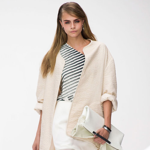 Neutral Outfit Ideas For Spring 2013