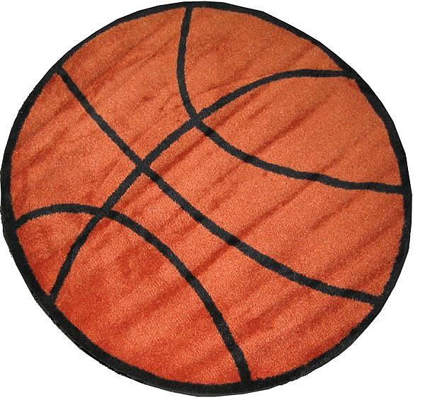 Fun Rugs Basketball Rug