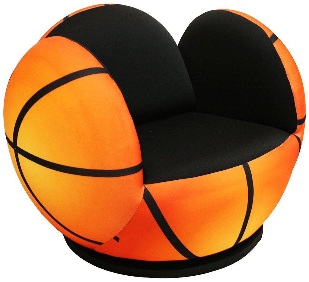 Newco Basketball Swivel Chair