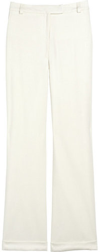 Adam Ava wide-leg crepe pants