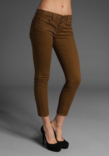 Vince Pigment Twill Crop Pant