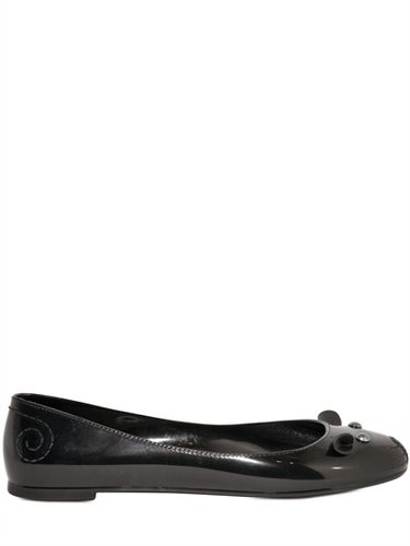 Marc By Marc Jacobs - Jelly Mouse Ballerina Flats
