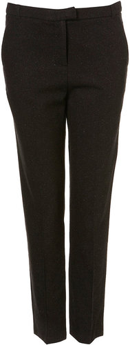 Tweed Capri Trousers