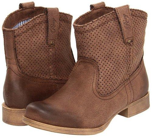 Roxy - Buckeye Boot (Chocolate) - Footwear