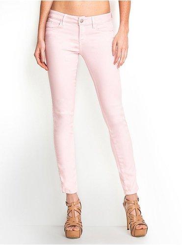 Brittney Ankle Skinny Pastel Jeans