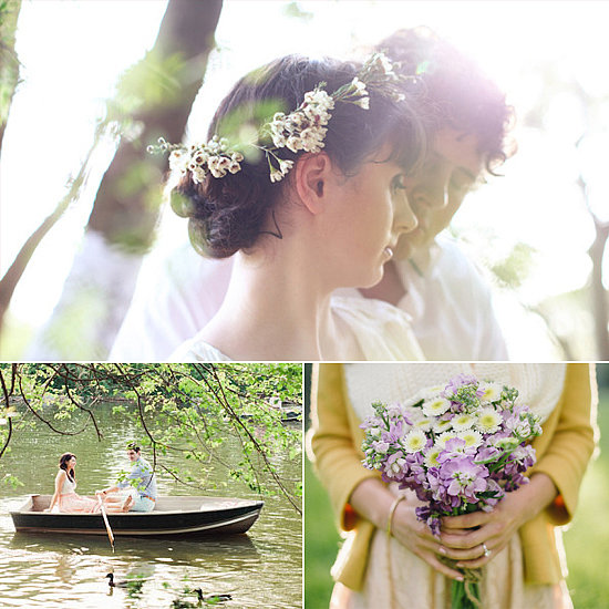 Sunny Spring Inspiration For Your Engagement Shoot