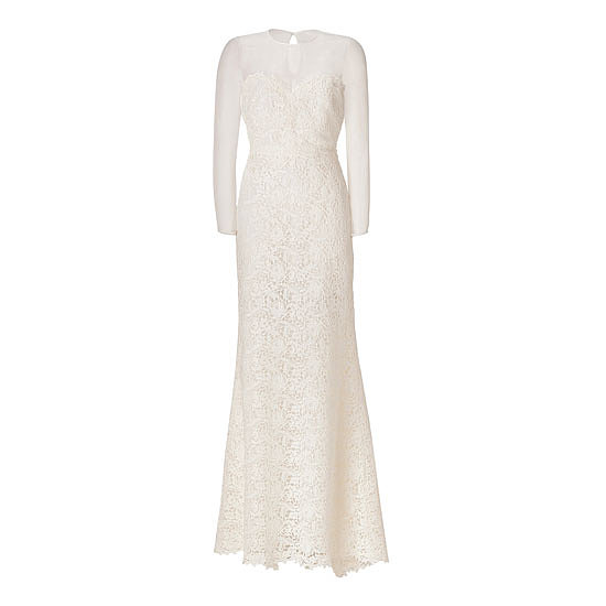 Shop the best wedding dresses for your body shape online for Best wedding dress for wide shoulders
