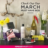 POPSUGAR Must Have March Box — Revealed!