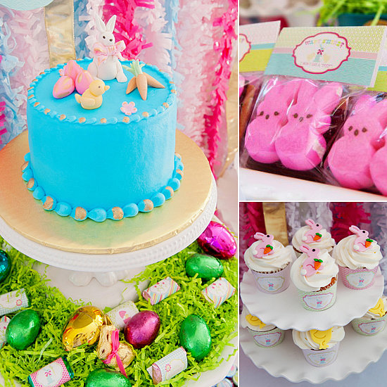 Bright and Bunny! A Modern, Festive Easter Party