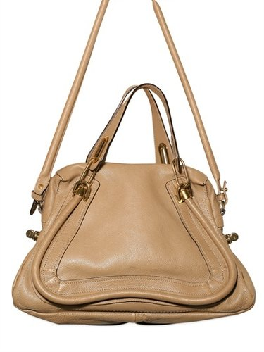 Chloe&#039; - Calfskin Paraty Medium Top Handle