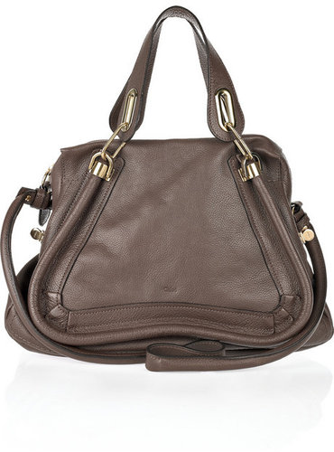 Chlo Paraty Medium leather bag