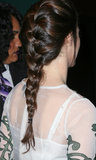 Emmy Rossum brought back the classic French braid, showing that this style is still gorgeous and relevant.