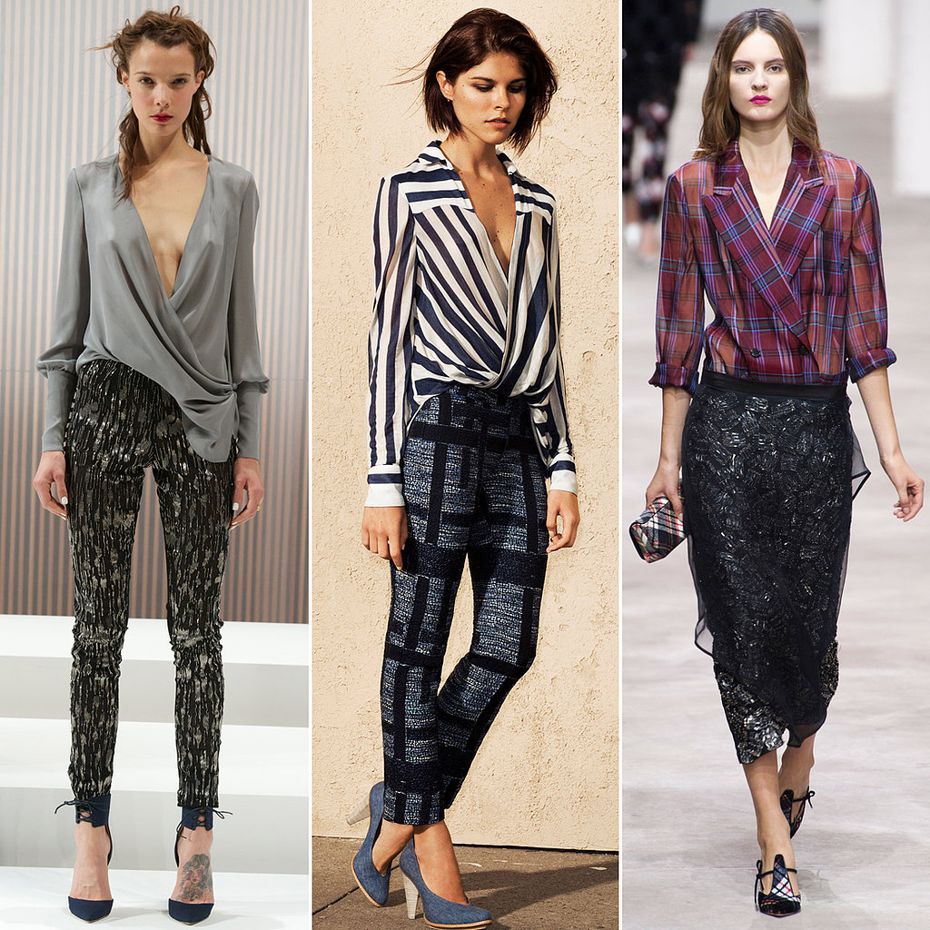 It's a Wrap: Shop This Season's Must-Have Blouse
