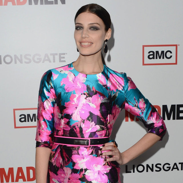 See the Mad Men Ladies' Style at the Season Six Premiere!