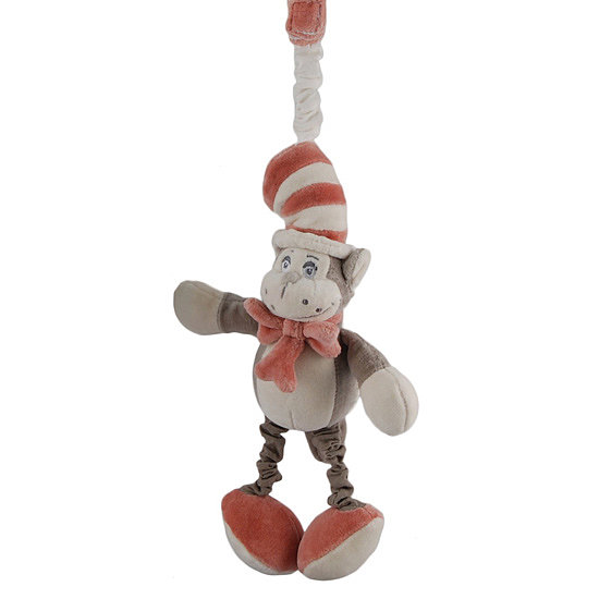 Miyim Dr. Seuss Cat in the Hat Stroller Toy