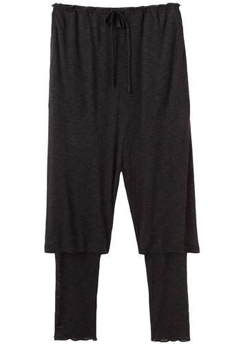 Forme d'Expression / Slouchy Jersey Pants   La Garçonne