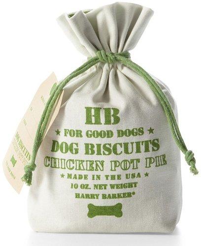 Harry Barker Country Treat Bag, Chicken Pot Pie
