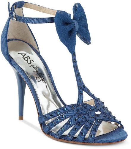 ABS by Allen Schwartz Shoes, Canary Evening Sandals