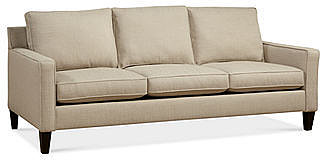 Alanis Fabric Sofa, 81&quot;W x 37&quot;D x 34&quot;H