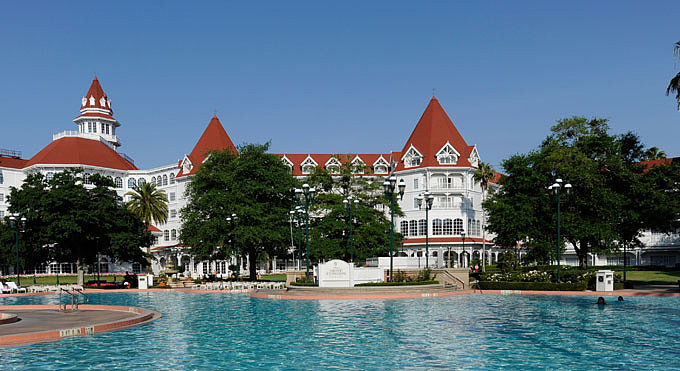 Disney's Grand Floridian Resort & Spa, Orlando, CA