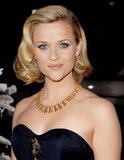 By 2008, Reese was back to a shorter cut, which she styled in glamorous waves at the Four Christmases premiere.