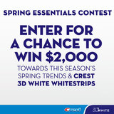 SPRING INTO STYLE WITH MUST-HAVE TIPS AND A CHANCE TO WIN $2,000