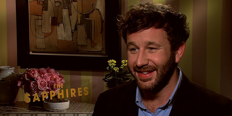 Chris O'Dowd on His Scary Singing Experience in The Sapphires
