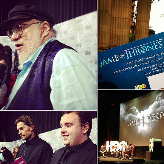 Game of Thrones Season 3 Premiere