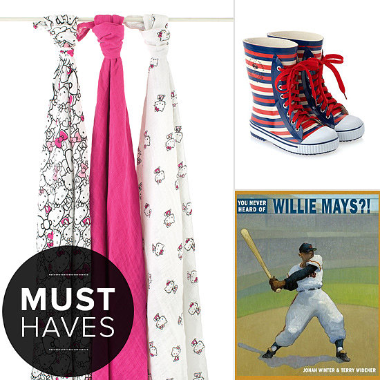 Our Must Haves For April