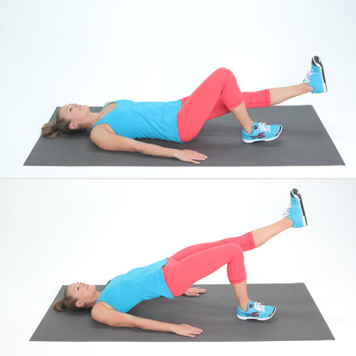 Lower Body: Single-Leg Bridge Lift
