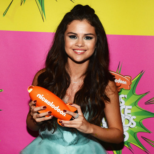 Celebrity Manicures From the 2013 Kids Choice Awards