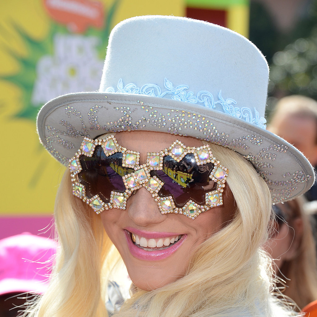 Kesha Kids' Choice Awards 2013 Hair