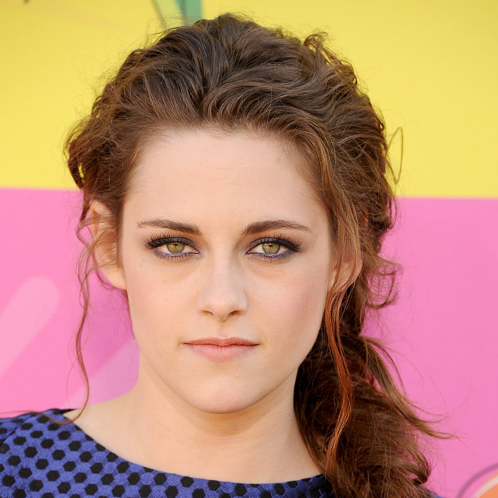 Kristen Stewart Kids' Choice Awards 2013 Hair