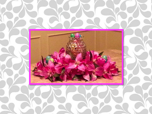Spring Forward: 2~N~1 Easter &amp;  Spring Centerpiece