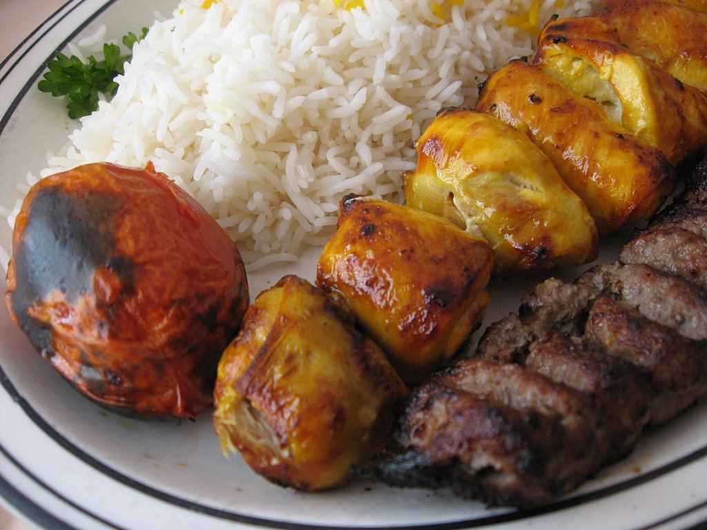 Joojeh and Koobideh Kebab