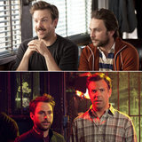 Jason Sudeikis and Charlie Day