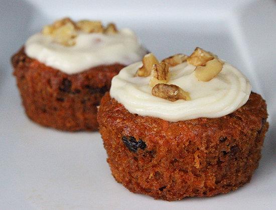 Calories In Vegan Carrot Cake Cupcake